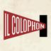 Il Colophon