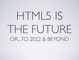 HTML5, perfetto per il marketing