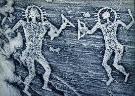 I Pitoti della Vallecamonica, dalla pietra al tablet