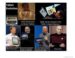 Tablet e Personal Computer, una evoluzione in corso