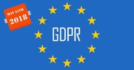 GDPR: quattro passi da compiere subito