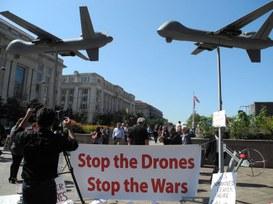 Droni per la sorveglianza futura