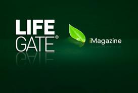 Vidiemme realizza LifeGate iMagazine