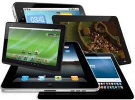 Italia: oltre un milione di tablet in tre mesi