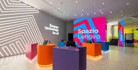 Spazio Lenovo apre al pubblico a Milano