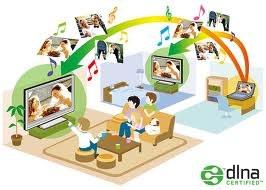Digital Living Network Alliance (DLNA), contenuti multimediali, Android e TV