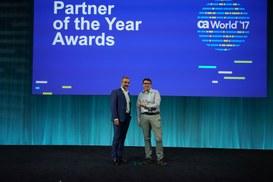 Consoft Sistemi premiata con l'EMEA 2017 Reseller of the Year Award