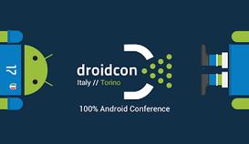 Consoft Sistemi sponsor di Droidcon 2018