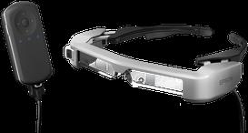 Moverio BT-35E è il nuovo modello di smartglass Epson