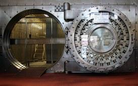 Più sicurezza in banca?