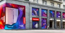 Spazio Lenovo a Milano