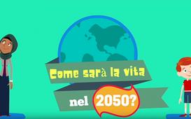 Un flash mob online per scoprire e riflettere sul mondo che verrà