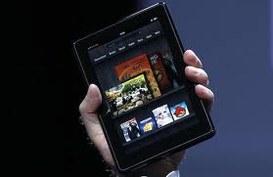 Amazon accelera con il nuovo Kindle Fire