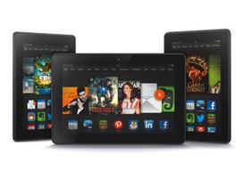 Amazon annuncia nuovi tablet: Kindle HDX da 7 e da 8.9 con schermi ad elevata risoluzione