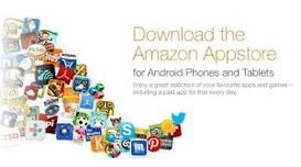 Amazon APPstore ora anche in Italia