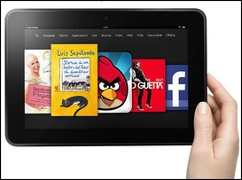 Arriva il Kindle Fire Hd da 8.9 pollici