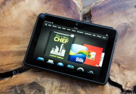 Un regalo di Natale diverso? Un tablet/ereader Kindle Fire HDX di Amazon