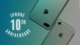 29 giugno 2007, fine giugno 2017, dieci anni di iPhone