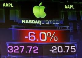 Apple, un declino per la mancanza di prodotti rivoluzionari