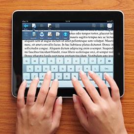 Cinque modi per rendere produttivo il tuo iPad