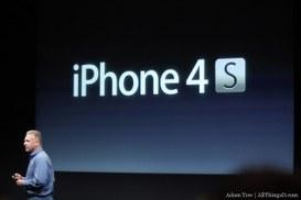 Delusione per il nuovo iPhone 4S