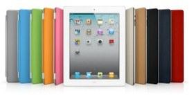 iPad 2, leggero, sottile, colorato, pieno di idee!