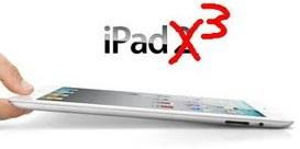 iPad 3, la data magica è il 7 marzo...