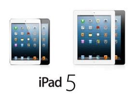 Nuovo iPad 5, novità pronte ad essere disvelate
