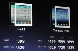 Oggi il nuovo iPad in vendita in Italia
