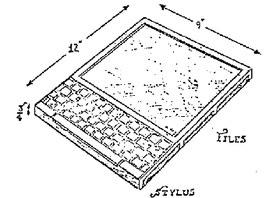 Breve storia del tablet