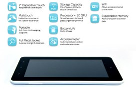 CES 2012 - Il Tablet Play Base di Karuma