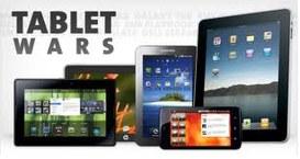 Chi vincerà la guerra del tablet?