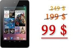E se Google anticipasse l'iPad Mini con un Nexus a 99 dollari?
