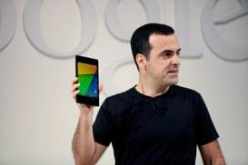 Nuovo modello Nexus 7 per Google