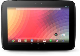 Tablet 2014: Google Nexus 10