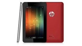 HP e mercato tablet