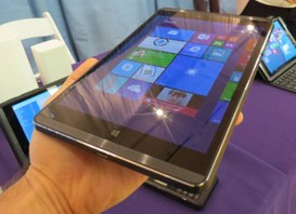 La prima volta di HP con un tablet business Windows 10