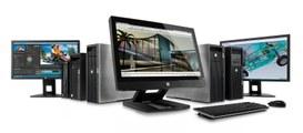Personal computer e stampanti riportano HP in prima pagina