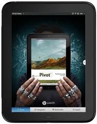 WebOS Pivot, una rivista di HP per fare ecosistema