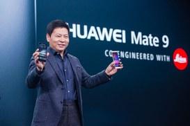 Con Mate 9 Huawei insegue il Galaxy s7 e l'iPhone