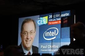 CES 2012 - Intel alla guerra di smartphone e tablet