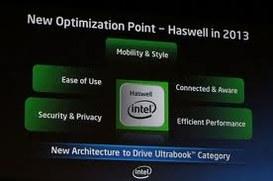 Intel lancia gli ultrabook