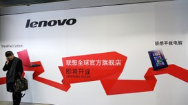 Lenovo, in marcia per la leadership