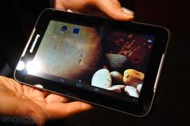 MWC: da Lenovo tre nuovi tablet Android