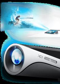 Lenovo Yoga Tablet 2 Pro, tablet e proiettore domestico