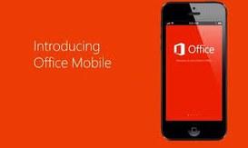 Microsoft Offcie finalmente anche su iPhone