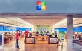 Microsoft sulle orme degli Store di Apple....in ritardo!