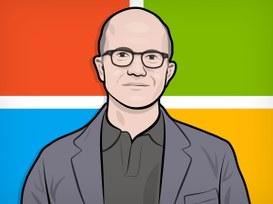 La visione di Microsoft in una email di Nadella
