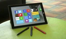 Surface 3 al debutto