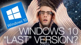 Windows 10 sarà l'ultima versione di Windows, fatta per durare in eterno?